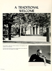 Page 14, 1988 Edition, Greensboro College - Echo Yearbook (Greensboro, NC) online yearbook collection