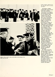 Page 15, 1988 Edition, Greensboro College - Echo Yearbook (Greensboro, NC) online yearbook collection