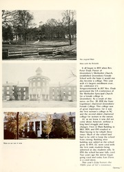 Page 9, 1988 Edition, Greensboro College - Echo Yearbook (Greensboro, NC) online yearbook collection