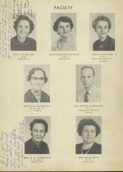 Page 11, 1956 Edition, Rutherfordton Spindale High School - Skyliner Yearbook (Rutherfordton, NC) online yearbook collection