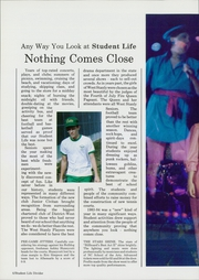 Page 10, 1984 Edition, West Stanly High School - Pegasus Yearbook (Oakboro, NC) online yearbook collection