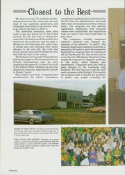 Page 6, 1984 Edition, West Stanly High School - Pegasus Yearbook (Oakboro, NC) online yearbook collection