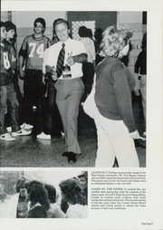Page 9, 1984 Edition, West Stanly High School - Pegasus Yearbook (Oakboro, NC) online yearbook collection