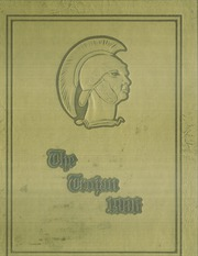 1986 Edition, Bandys High School - Trojan Yearbook (Catawba, NC)