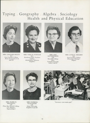 Page 17, 1964 Edition, J F Webb High School - Wildcat Yearbook (Oxford, NC) online yearbook collection