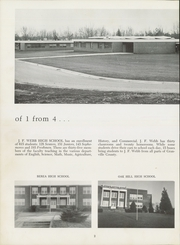 Page 6, 1964 Edition, J F Webb High School - Wildcat Yearbook (Oxford, NC) online yearbook collection
