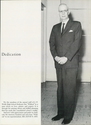Page 9, 1964 Edition, J F Webb High School - Wildcat Yearbook (Oxford, NC) online yearbook collection