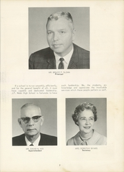 Page 11, 1965 Edition, J F Webb High School - Wildcat Yearbook (Oxford, NC) online yearbook collection