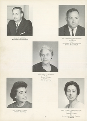 Page 12, 1965 Edition, J F Webb High School - Wildcat Yearbook (Oxford, NC) online yearbook collection