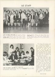 Page 17, 1965 Edition, J F Webb High School - Wildcat Yearbook (Oxford, NC) online yearbook collection