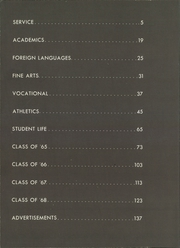 Page 8, 1965 Edition, J F Webb High School - Wildcat Yearbook (Oxford, NC) online yearbook collection