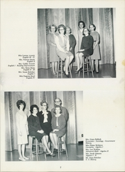 Page 11, 1967 Edition, J F Webb High School - Wildcat Yearbook (Oxford, NC) online yearbook collection
