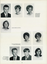 Page 17, 1967 Edition, J F Webb High School - Wildcat Yearbook (Oxford, NC) online yearbook collection
