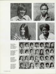 Page 72, 1974 Edition, West Montgomery High School - Warrior Yearbook (Mount Gilead, NC) online yearbook collection