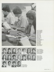 Page 75, 1974 Edition, West Montgomery High School - Warrior Yearbook (Mount Gilead, NC) online yearbook collection