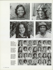 Page 76, 1974 Edition, West Montgomery High School - Warrior Yearbook (Mount Gilead, NC) online yearbook collection