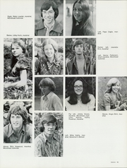 Page 87, 1974 Edition, West Montgomery High School - Warrior Yearbook (Mount Gilead, NC) online yearbook collection