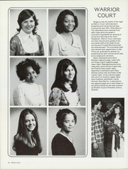 Page 88, 1974 Edition, West Montgomery High School - Warrior Yearbook (Mount Gilead, NC) online yearbook collection