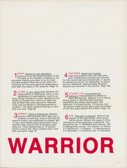 Page 11, 1977 Edition, West Montgomery High School - Warrior Yearbook (Mount Gilead, NC) online yearbook collection