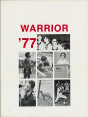 Page 5, 1977 Edition, West Montgomery High School - Warrior Yearbook (Mount Gilead, NC) online yearbook collection