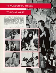 Page 6, 1977 Edition, West Montgomery High School - Warrior Yearbook (Mount Gilead, NC) online yearbook collection