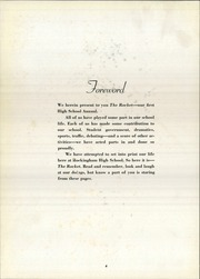 Page 8, 1946 Edition, Rockingham High School - Rocket Yearbook (Rockingham, NC) online yearbook collection