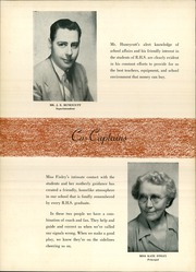 Page 12, 1953 Edition, Rockingham High School - Rocket Yearbook (Rockingham, NC) online yearbook collection