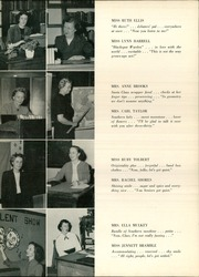 Page 14, 1953 Edition, Rockingham High School - Rocket Yearbook (Rockingham, NC) online yearbook collection