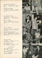 Page 15, 1953 Edition, Rockingham High School - Rocket Yearbook (Rockingham, NC) online yearbook collection