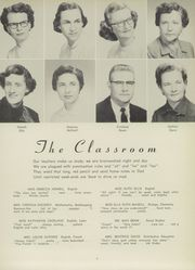 Page 13, 1957 Edition, Rockingham High School - Rocket Yearbook (Rockingham, NC) online yearbook collection