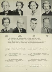 Page 14, 1957 Edition, Rockingham High School - Rocket Yearbook (Rockingham, NC) online yearbook collection