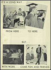 Page 10, 1958 Edition, Bunn High School - Bunnonian Yearbook (Bunn, NC) online yearbook collection