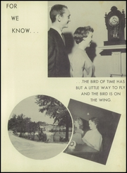 Page 11, 1958 Edition, Bunn High School - Bunnonian Yearbook (Bunn, NC) online yearbook collection