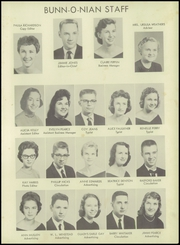 Page 13, 1958 Edition, Bunn High School - Bunnonian Yearbook (Bunn, NC) online yearbook collection