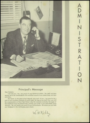 Page 15, 1958 Edition, Bunn High School - Bunnonian Yearbook (Bunn, NC) online yearbook collection