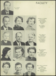 Page 16, 1958 Edition, Bunn High School - Bunnonian Yearbook (Bunn, NC) online yearbook collection