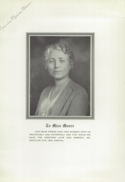 Page 7, 1932 Edition, Lee Edwards High School - Hillbilly Yearbook (Asheville, NC) online yearbook collection