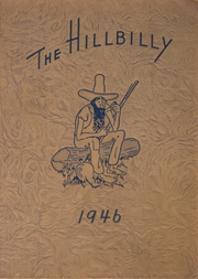 1946 Edition, Lee Edwards High School - Hillbilly Yearbook (Asheville, NC)