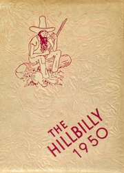 1950 Edition, Lee Edwards High School - Hillbilly Yearbook (Asheville, NC)
