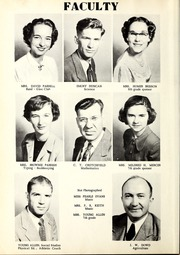 Page 10, 1952 Edition, St Pauls High School - Sa Ta Pa Yearbook (St Pauls, NC) online yearbook collection