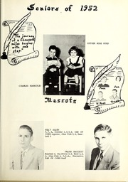 Page 11, 1952 Edition, St Pauls High School - Sa Ta Pa Yearbook (St Pauls, NC) online yearbook collection