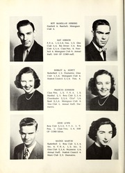 Page 14, 1952 Edition, St Pauls High School - Sa Ta Pa Yearbook (St Pauls, NC) online yearbook collection