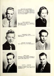 Page 15, 1952 Edition, St Pauls High School - Sa Ta Pa Yearbook (St Pauls, NC) online yearbook collection