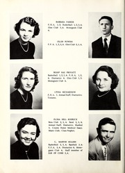 Page 16, 1952 Edition, St Pauls High School - Sa Ta Pa Yearbook (St Pauls, NC) online yearbook collection