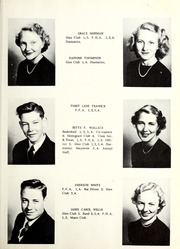 Page 17, 1952 Edition, St Pauls High School - Sa Ta Pa Yearbook (St Pauls, NC) online yearbook collection