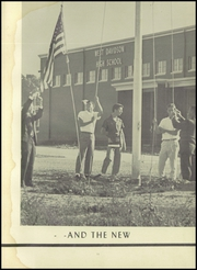 Page 15, 1959 Edition, West Davidson High School - Memories Yearbook (Lexington, NC) online yearbook collection