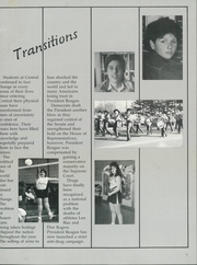 Page 9, 1987 Edition, Surry Central High School - Aquila Yearbook (Dobson, NC) online yearbook collection