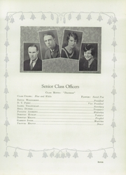 Page 11, 1930 Edition, Fayetteville High School - La Famac Yearbook (Fayetteville, NC) online yearbook collection