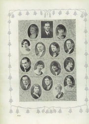 Page 8, 1930 Edition, Fayetteville High School - La Famac Yearbook (Fayetteville, NC) online yearbook collection