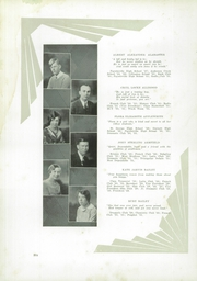 Page 10, 1931 Edition, Fayetteville High School - La Famac Yearbook (Fayetteville, NC) online yearbook collection